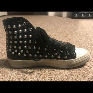Shoes - Sylvian Heach studded hightops